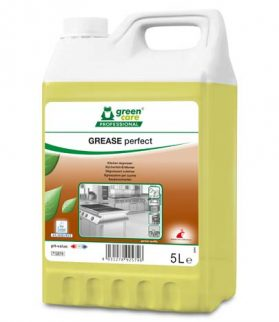 Detergente sgrassante Grease perfect 5 LT