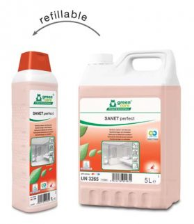 Detergente bagno Sanet perfect